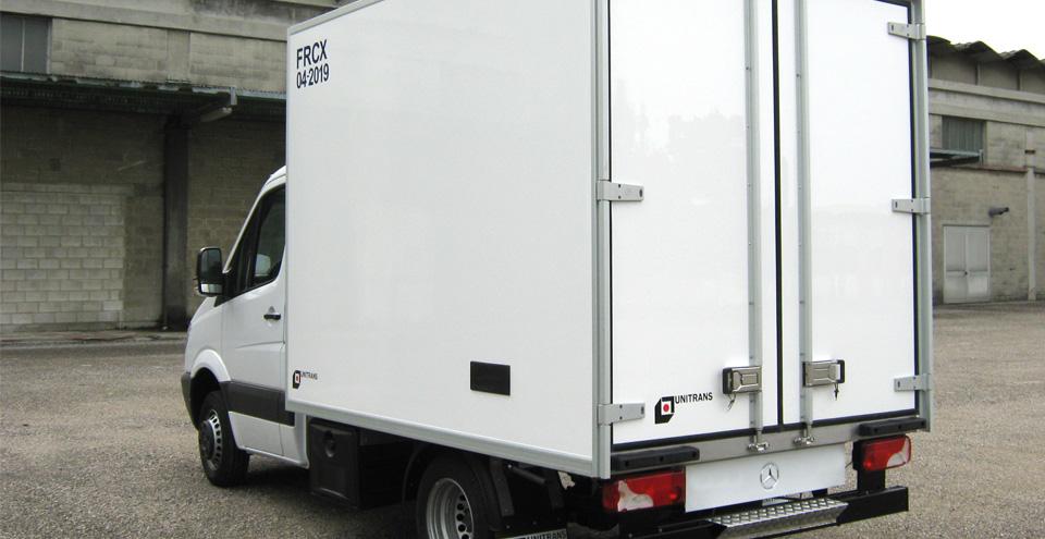 furgoni serie di