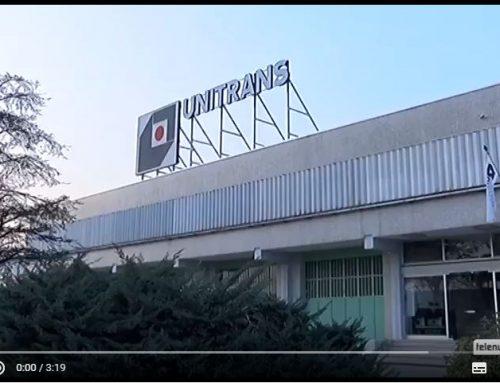 Intervista e redazionale ad Unitrans – made by Telenuovo