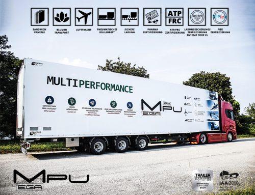 IAA 2018 – Unitrans & Mega-trailer MPU